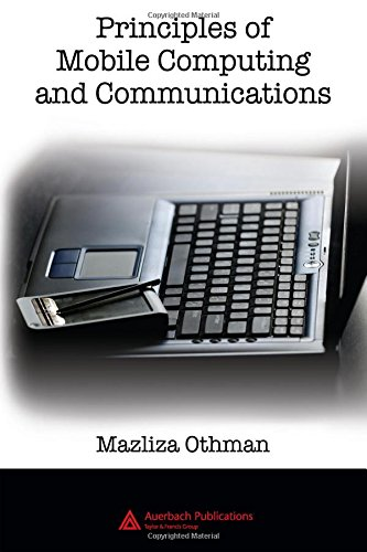 Principles of Mobile Computing and Communications: Mazliza Othman