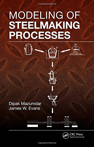 9781420062434: Modeling of Steelmaking Processes