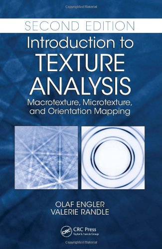 9781420063653: Introduction to Texture Analysis: Macrotexture, Microtexture, and Orientation Mapping, Second Edition