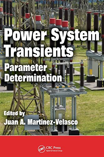 9781420065299: Power System Transients: Parameter Determination
