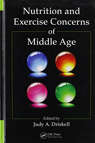 9781420066012: Nutrition and Exercise Concerns of Middle Age