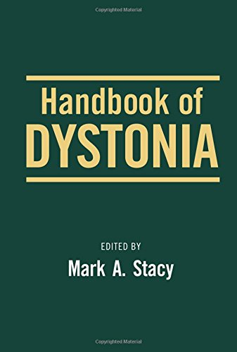 9781420066357: Handbook of Dystonia (Neurological Disease and Therapy)