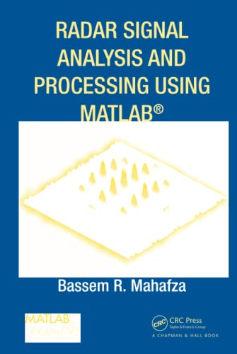 9781420066432: Radar Signal Analysis and Processing Using MATLAB