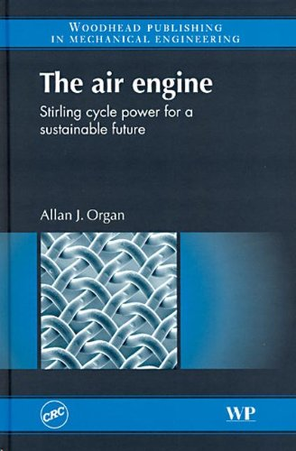 9781420066722: The Air Engine: Stirling Cycle Power for a Sustainable Future