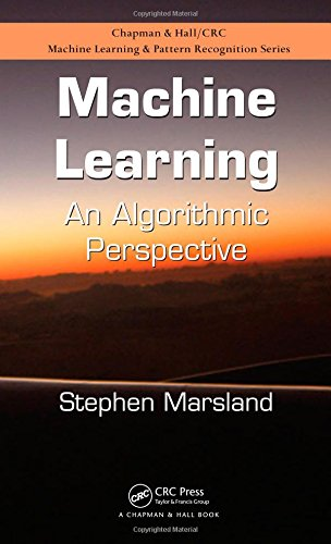 9781420067187: Machine Learning: An Algorithmic Perspective (Chapman & Hall/Crc Machine Learning & Pattern Recognition)