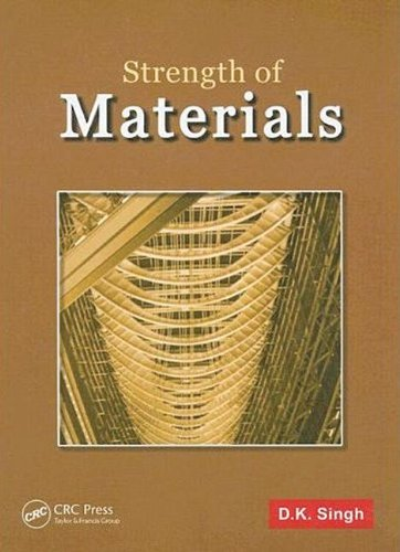 9781420069167: Strength of Materials
