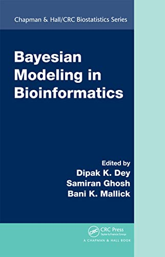 9781420070170: Bayesian Modeling in Bioinformatics (Chapman & Hall/CRC Biostatistics Series)