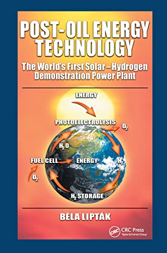 Post-Oil Energy Technology: The World's First Solar-Hydrogen Demonstration Power Plant (1420070258) by Bela G. Liptak