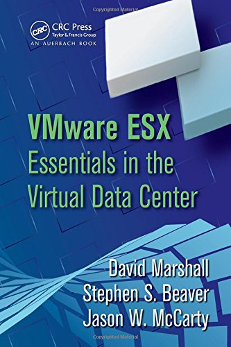 9781420070279: VMware ESX Essentials in the Virtual Data Center