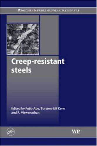 9781420070880: Creep Resistant Steels