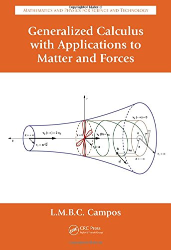 Generalized Calculus With Applications To Matter And: Campos Luis Manuel