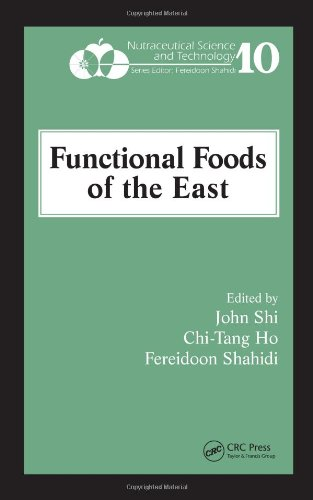 9781420071924: Functional Foods of the East (Nutraceutical Science and Technology)
