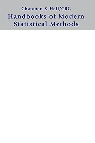 9781420072877: Handbook of Spatial Statistics (Chapman & Hall/CRC Handbooks of Modern Statistical Methods)