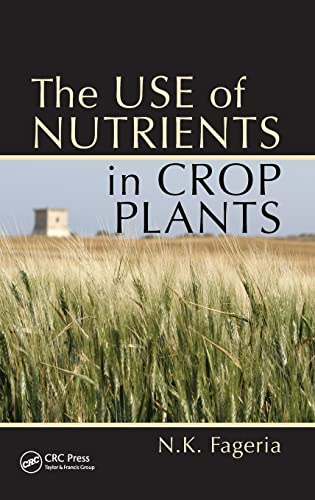 Use of Nutrients in Crop Plants