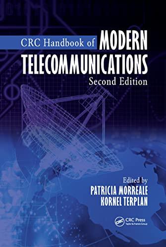 9781420078008: CRC Handbook of Modern Telecommunications, Second Edition