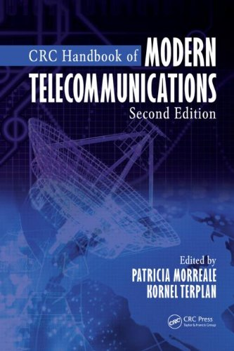 9781420078008: CRC Handbook of Modern Telecommunications, Second Edition