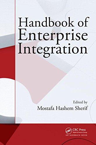 9781420078213: Handbook of Enterprise Integration