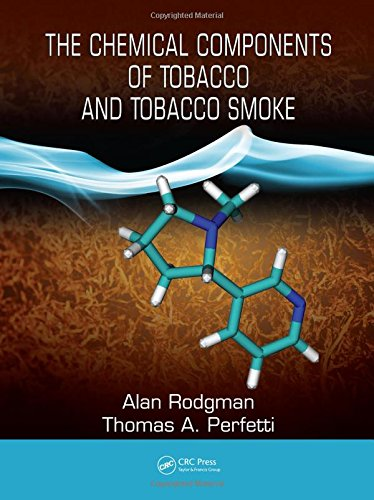 9781420078831: The Chemical Components of Tobacco and Tobacco Smoke