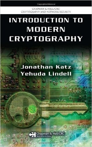 9781420080223 introduction to modern cryptography solutions rh abebooks co uk introduction to modern cryptography katz solution manual pdf Modern Cryptography Equation
