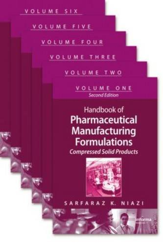 9781420081060: Handbook of Pharmaceutical Manufacturing Formulations, Second Edition