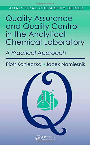 9781420082708: Quality Assurance and Quality Control in the Analytical Chemical Laboratory: A Practical Approach, Second Edition (Analytical Chemistry)