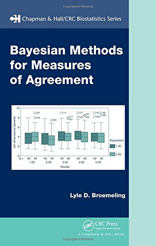 Bayesian Methods for Measures of Agreement (Chapman & Hall/CRC Biostatistics Series): Lyle D. ...