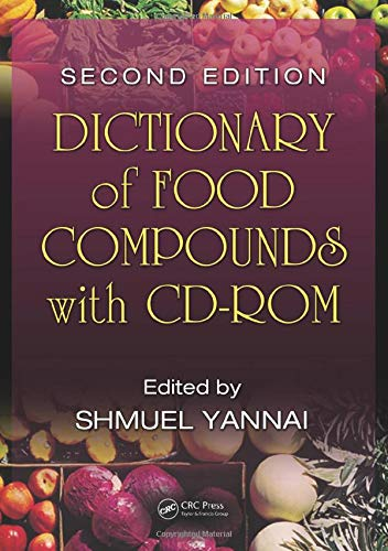 Dictionary of Food Compounds (Mixed media product)