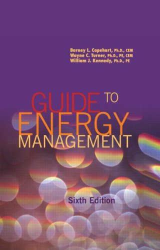 9781420084894: Guide to Energy Management, Sixth Edition