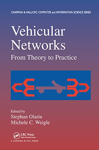 9781420085884: Vehicular Networks: From Theory to Practice (Chapman & Hall/CRC Computer and Information Science Series)