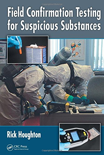 9781420086157: Field Confirmation Testing for Suspicious Substances