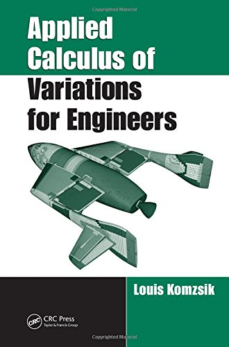 9781420086621: Applied Calculus of Variations for Engineers