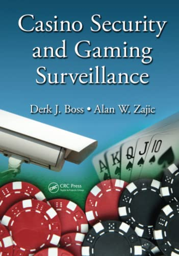 9781420087826: Casino Security and Gaming Surveillance