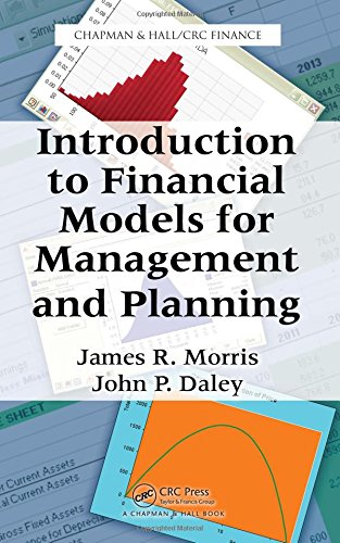 Introduction to Financial Models for Management and
