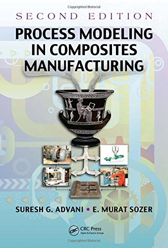 9781420090826: Process Modeling in Composites Manufacturing, Second Edition