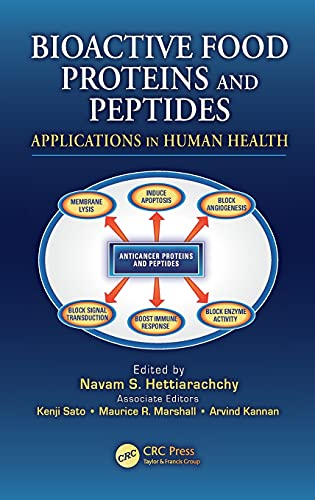 9781420093148: Bioactive Food Proteins and Peptides: Applications in Human Health