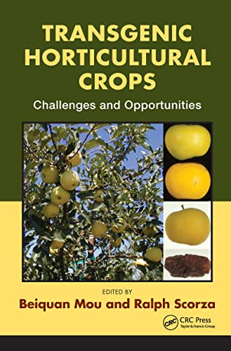 9781420093780: Transgenic Horticultural Crops: Challenges and Opportunities