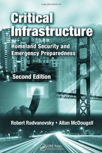 9781420095272: Critical Infrastructure: Homeland Security and Emergency Preparedness, Second Edition