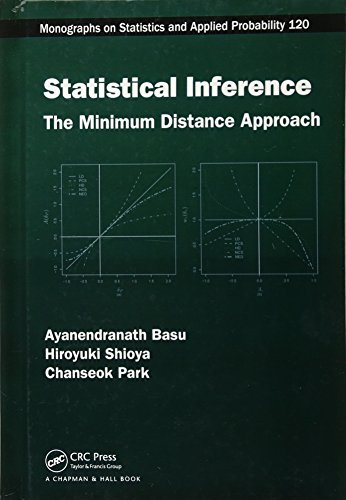9781420099652: Statistical Inference: The Minimum Distance Approach (Chapman & Hall/CRC Monographs on Statistics & Applied Probability)