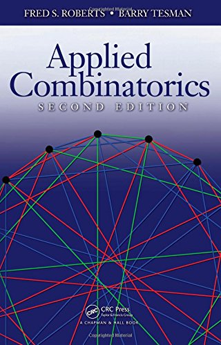 9781420099829: Applied Combinatorics, Second Edition