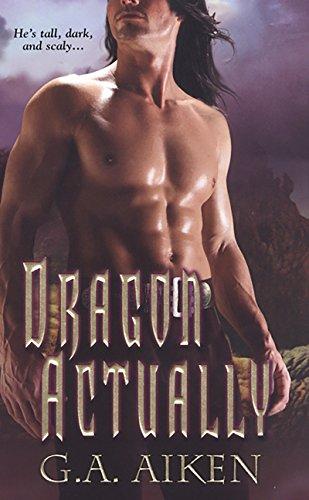 9781420103731: Dragon Actually (Dragon Kin, Book 1)