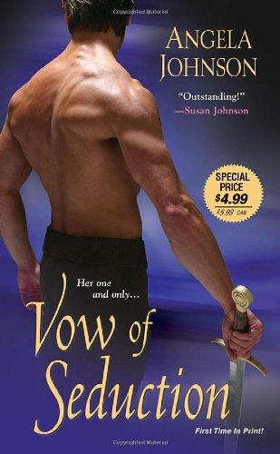 Vow of Seduction (Zebra Debut): Johnson, Angela
