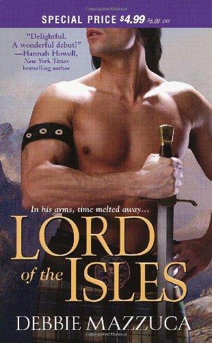 Lord of The Isles (Zebra Historical Romance): Mazzuca, Debbie