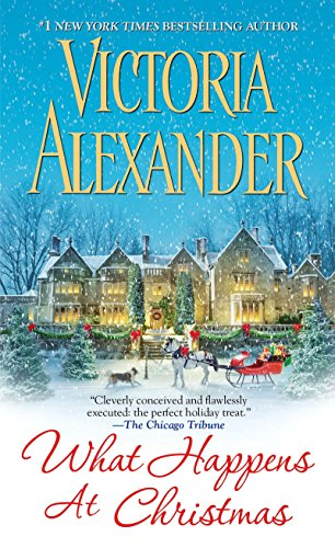 What Happens At Christmas (Millworth Manor) (1420117092) by Victoria Alexander