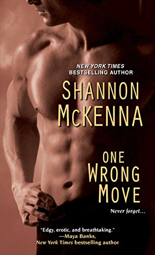9781420131963: One Wrong Move (The Mccloud Brothers Series)