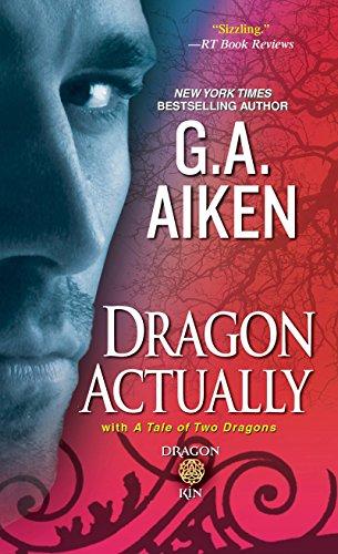 9781420133523: Dragon Actually (Dragon Kin)