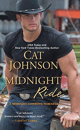 Midnight Ride (Midnight Cowboys): Johnson, Cat