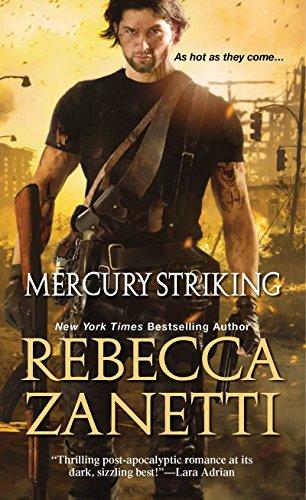 9781420137941: Mercury Striking (The Scorpius Syndrome)