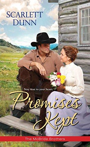 Promises Kept (The Mcbride Brothers): Dunn, Scarlett
