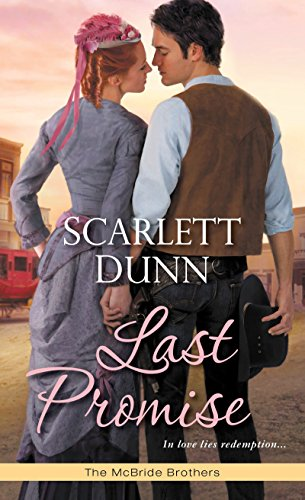 Last Promise (The Mcbride Brothers): Scarlett Dunn