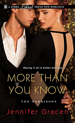 More Than You Know (Harrisons): Gracen, Jennifer